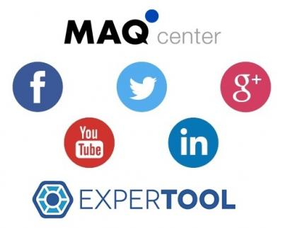 MAQCENTER GROUP EN LAS REDES SOCIALES